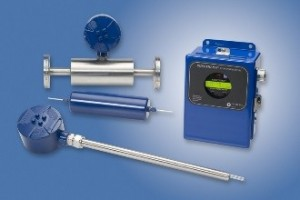 Rheotherm flow meters for variety of applications