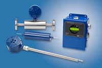 Rheotherm Model 210 Gas Flow Meters